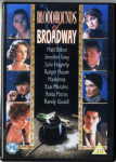 BLOODHOUNDS OF BROADWAY - UK  DVD FILM (Starring Madonna)